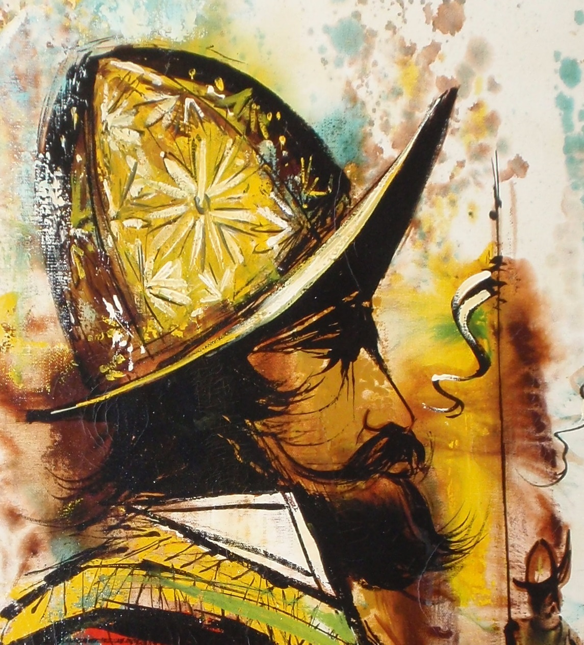Conquistador Head