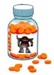 PDC pills 2